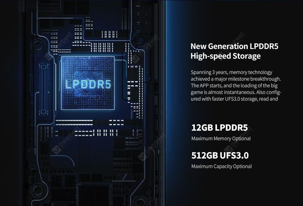 Xiaomi Mi 10 Pro 5G Smartphone 6.67 Inch 120Hz Snapdragon 865 X55 Octa Core 108MP Penta Camera 4500mAh Battery Global Version- White 8 + 256GB