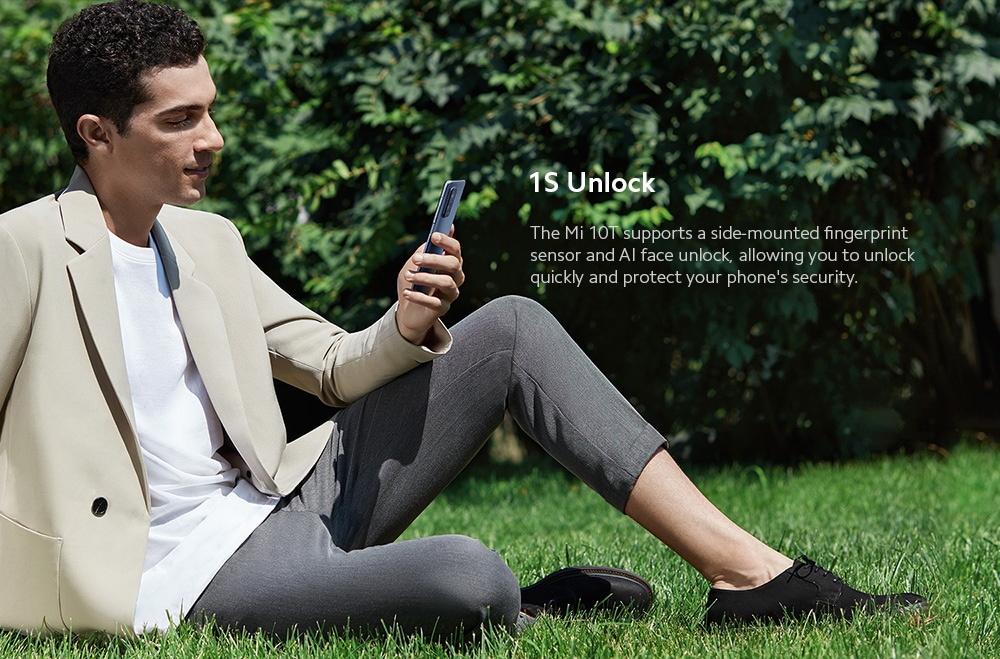 Xiaomi Mi 10T 5G Smartphone - 1S Unlock