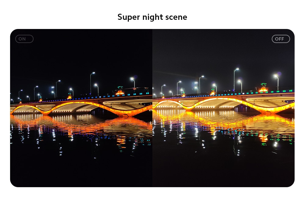Xiaomi Mi 10T 5G Smartphone  Night Scenes