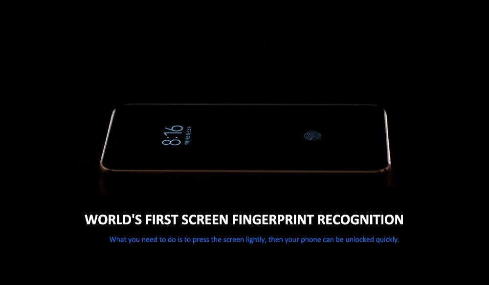 Xiaomi Mi 8 Pro 4G okostelefon