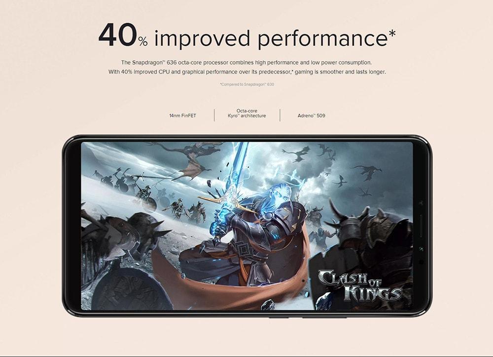 Xiaomi Mi Max 3 4G okostelefon