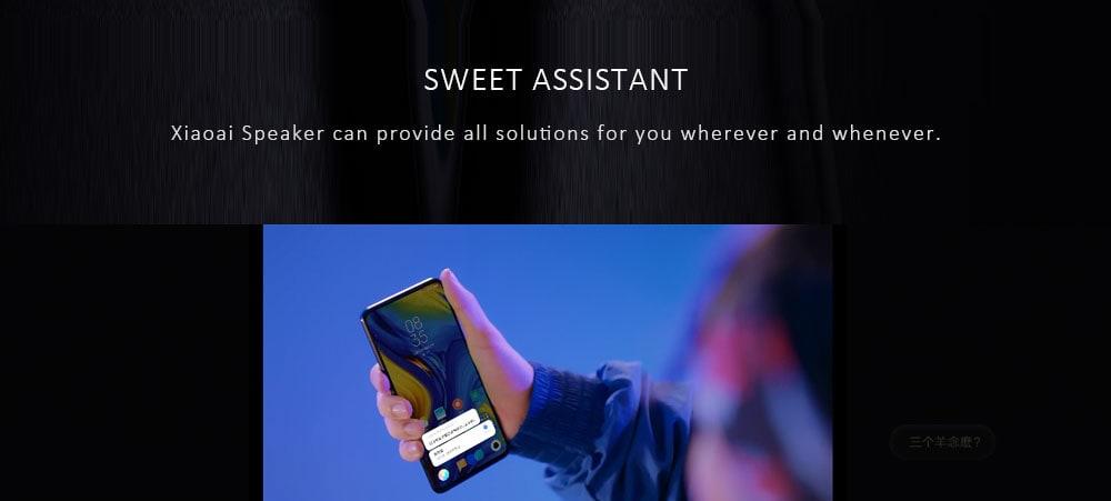 Xiaomi Mi Mix 3 4G okostelefon