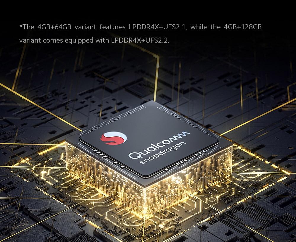 Xiaomi Poco M3 4G Smart Phone CPU