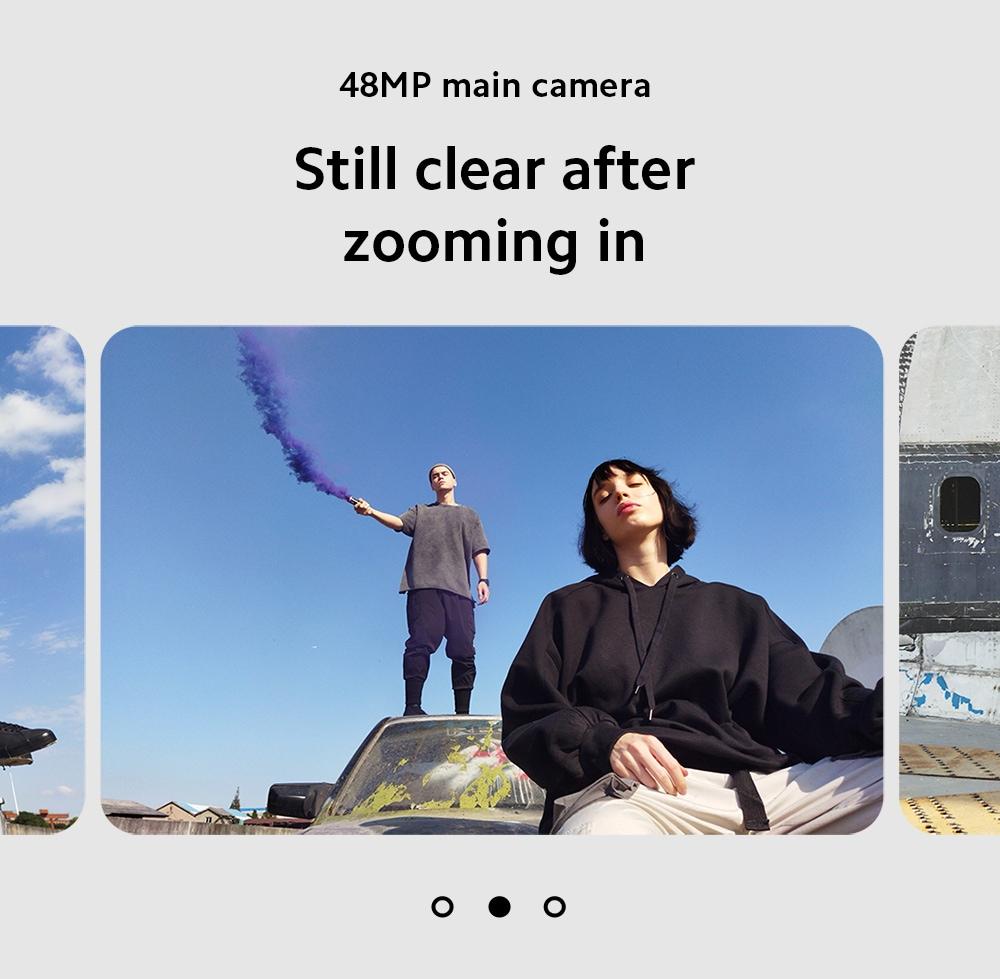Xiaomi Poco M3 4G okostelefon 48MP fő kamera