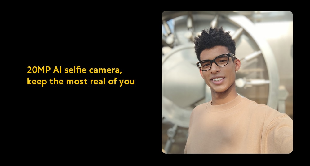 Xiaomi POCO X3 4G Smartphone  Selfie Camera