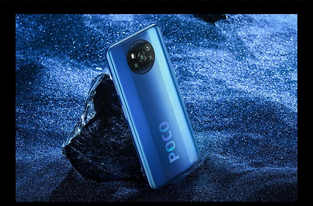 Xiaomi POCO X3 4G Smartphone