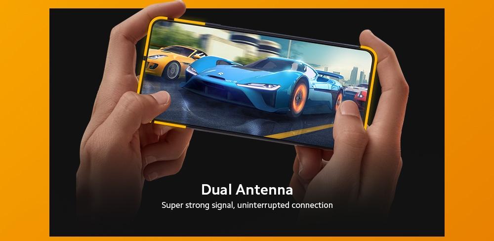 Xiaomi POCO X3 4G Smartphone Antenna