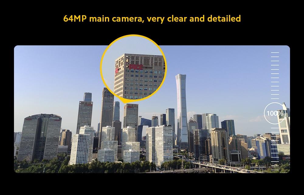 Xiaomi POCO X3 4G Smartphone Main Camera