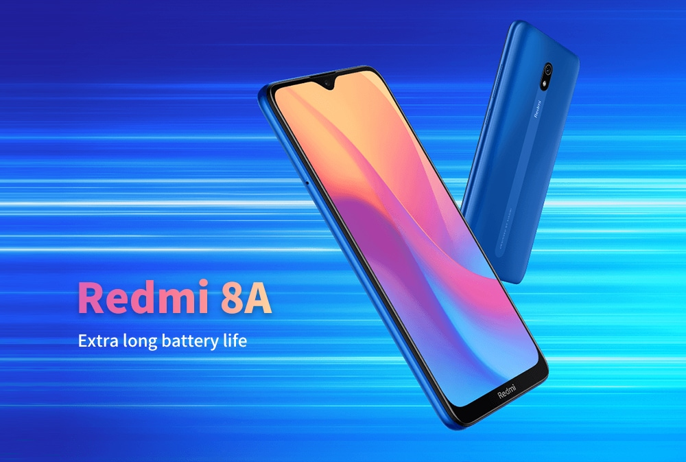 Xiaomi Redmi 8A 4G Phablet 3GB RAM 32GB ROM- Orange