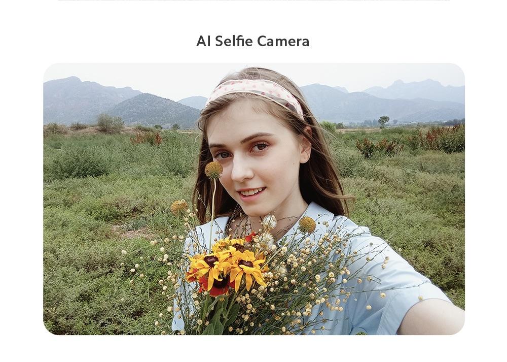 Xiaomi Redmi 9A 4G Smartphone Selfie Camera