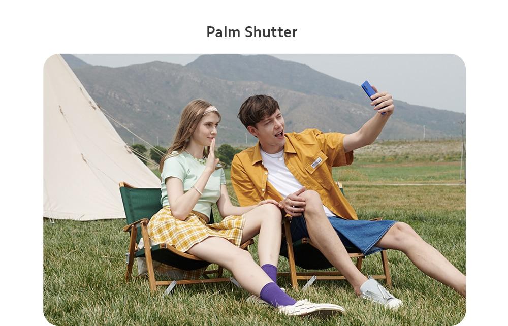 Xiaomi Redmi 9A 4G Smartphone Palm Shutter