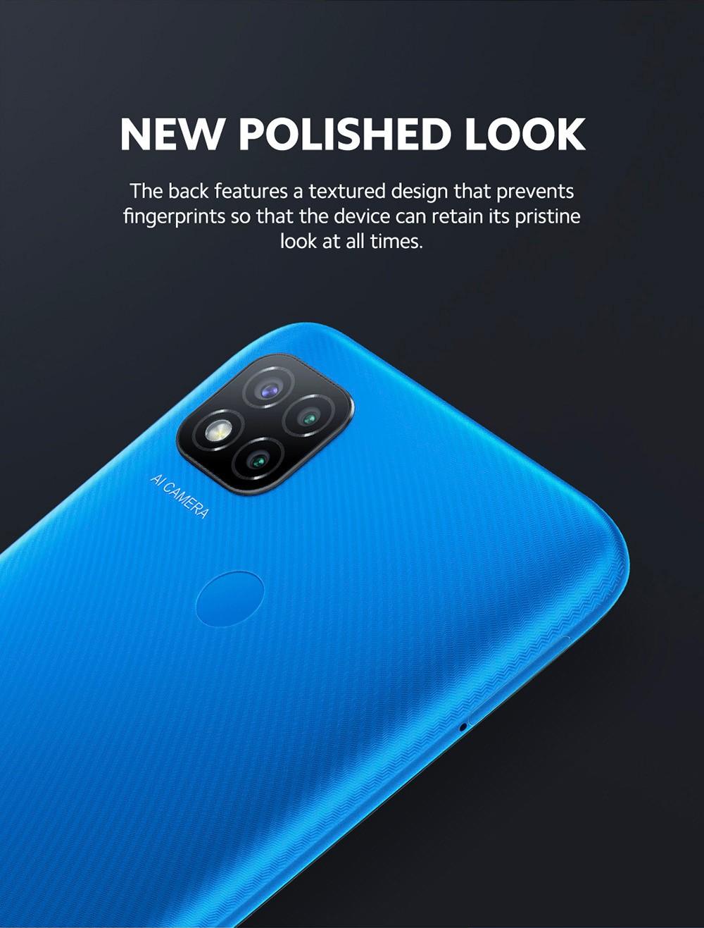 Xiaomi Redmi 9C 4G Smartphone New Look