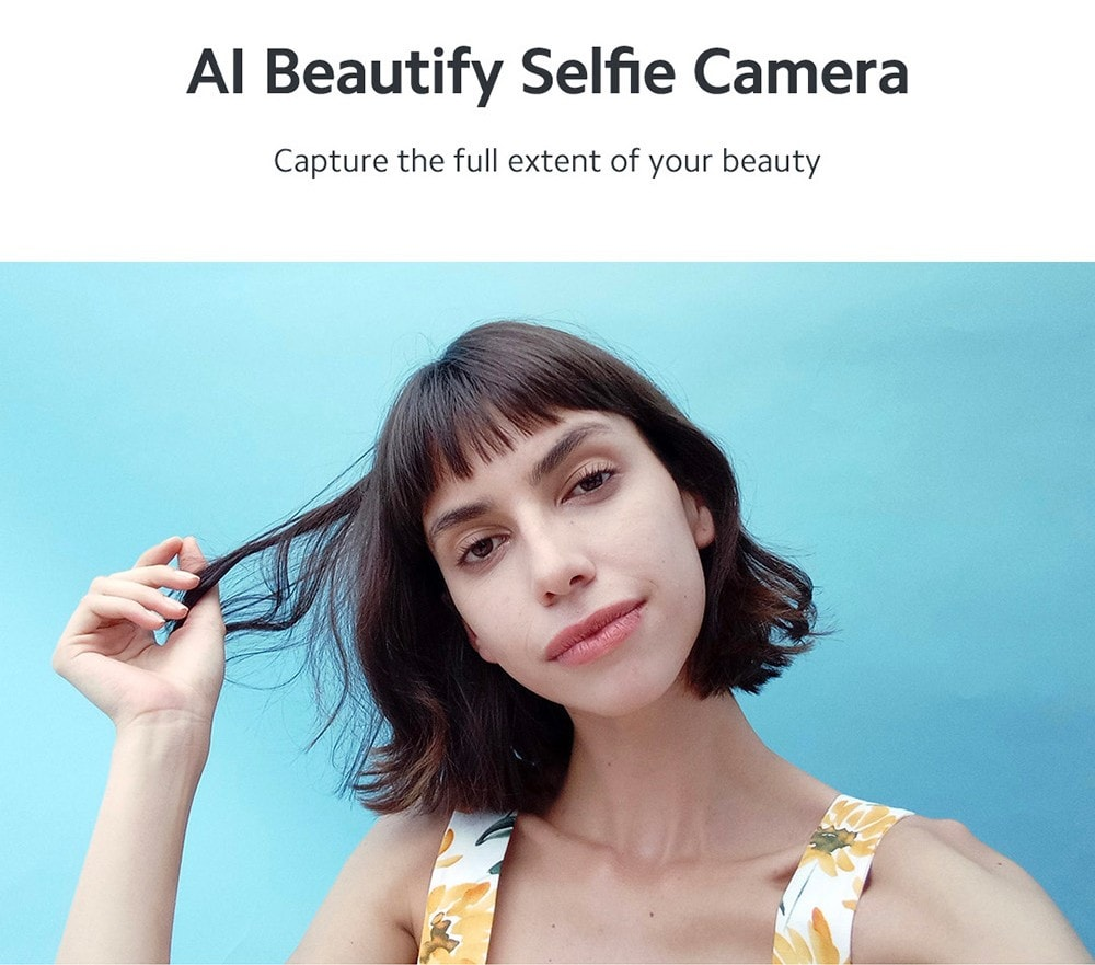 Xiaomi Redmi 9C 4G Smartphone Selfie Camera