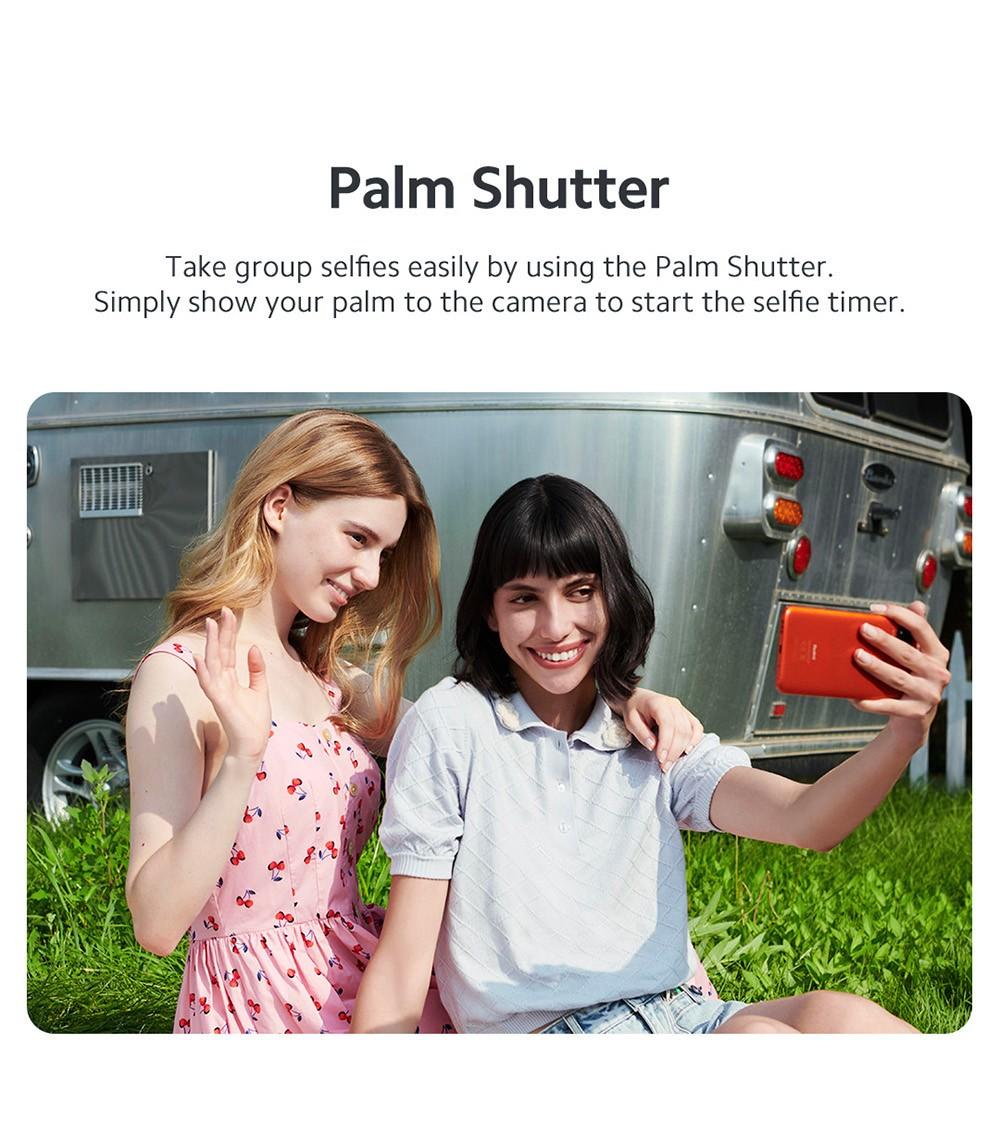 Xiaomi Redmi 9C 4G Smartphone Palm Shutter