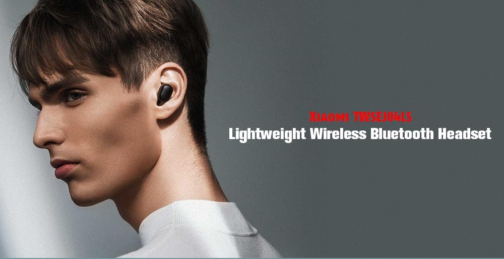 Xiaomi Redmi AirDots Bluetooth Wireless Headset- Black