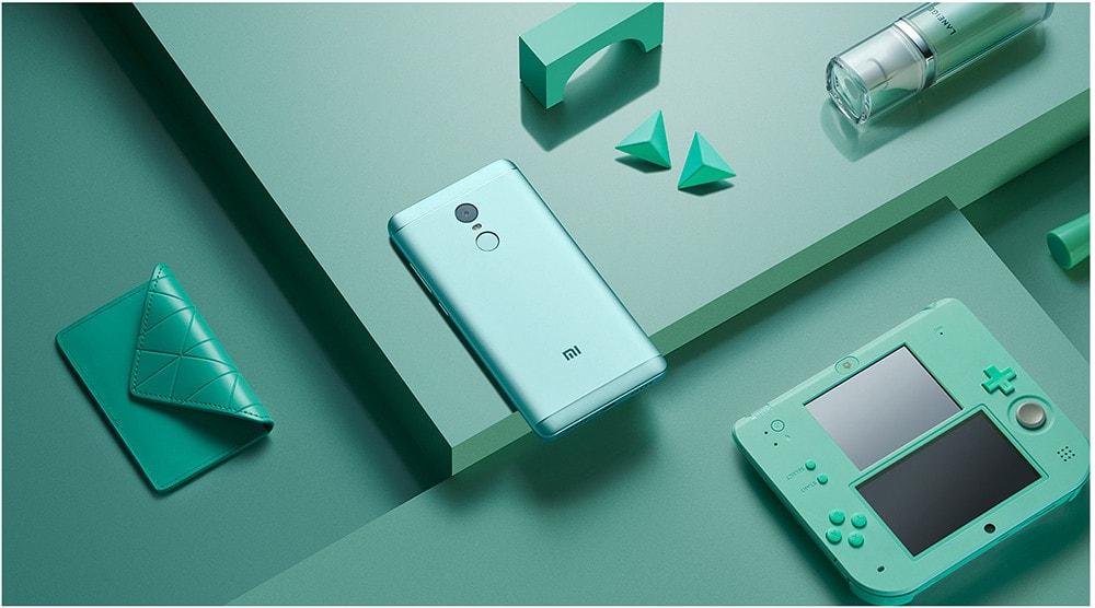 Xiaomi Redmi Note 4X 4G okostelefon