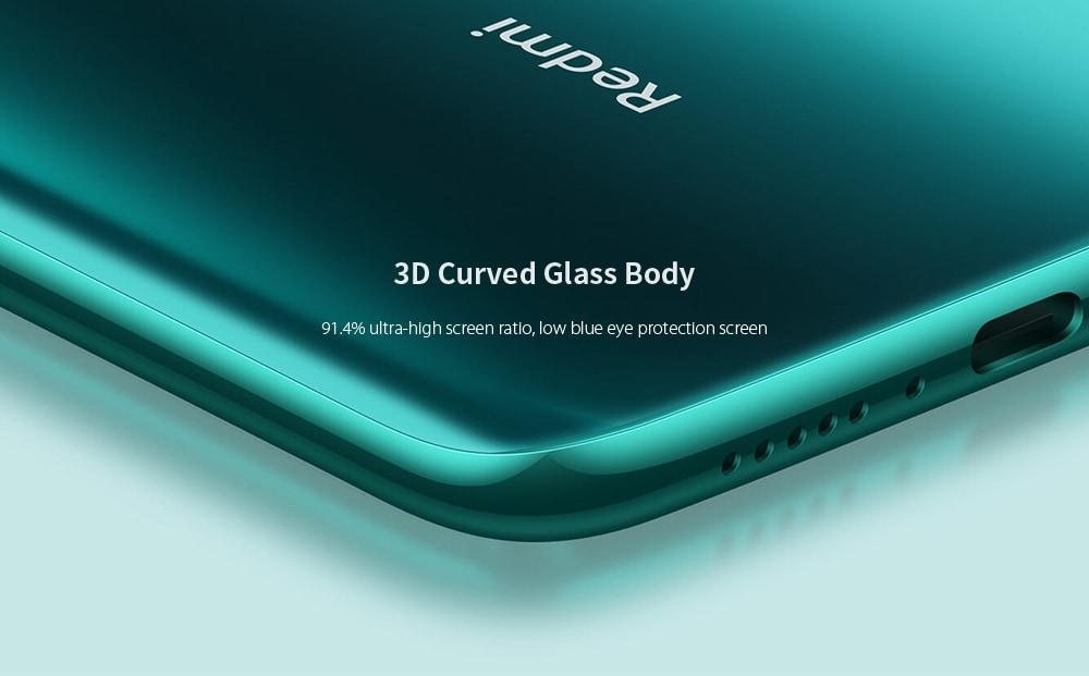 Xiaomi Redmi Note8 Pro Global Version 6+128GB Forest Green EU- Emerald Green 6+128GB