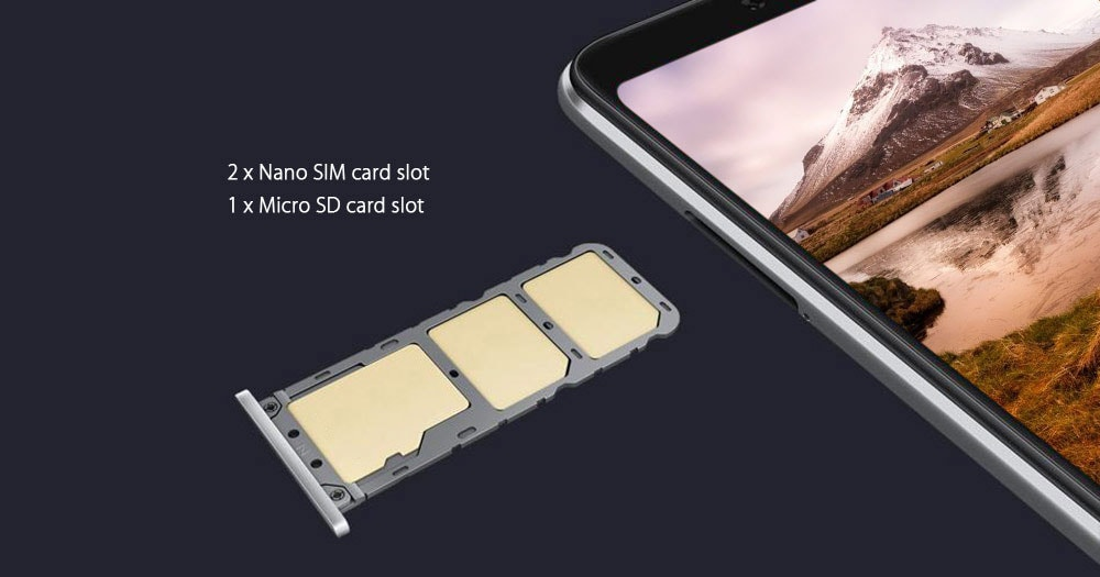Xiaomi Redmi S2 / M1803E6G 4G Phablet 5.99 inch MIUI 9 Octa Core 2.0GHz 3GB + 32GB- Rose Gold