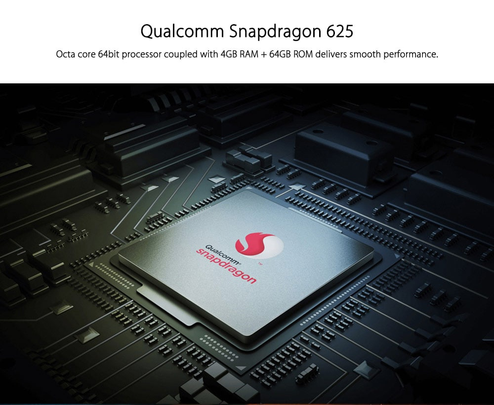 Xiaomi Redmi S2 4G Phablet 5.99 inch MIUI 9 Octa Core 2.0GHz 4GB RAM 64GB ROM- Gray