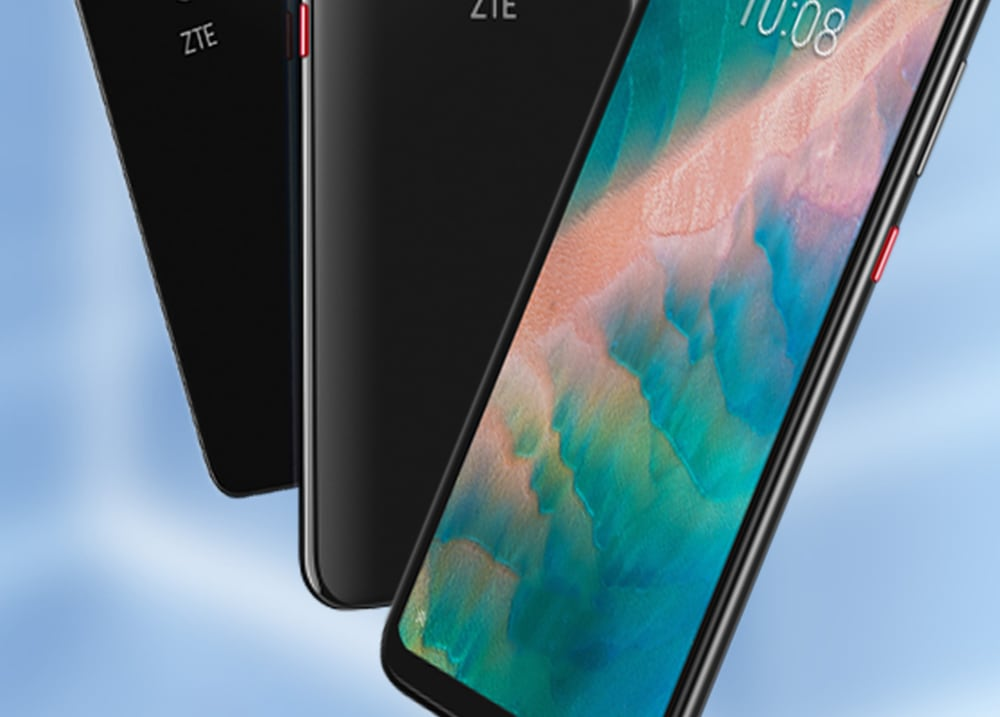 ZTE Blade V10 4G Phablet 6.3 inch Android 9 Pie MTK Helio P70 Octa Core 2.1GHz 4GB RAM 64GB ROM 32.0MP Front Camera 16.0MP + 5.0MP Rear Camera 3200mAh Built-in- Greenish Blue